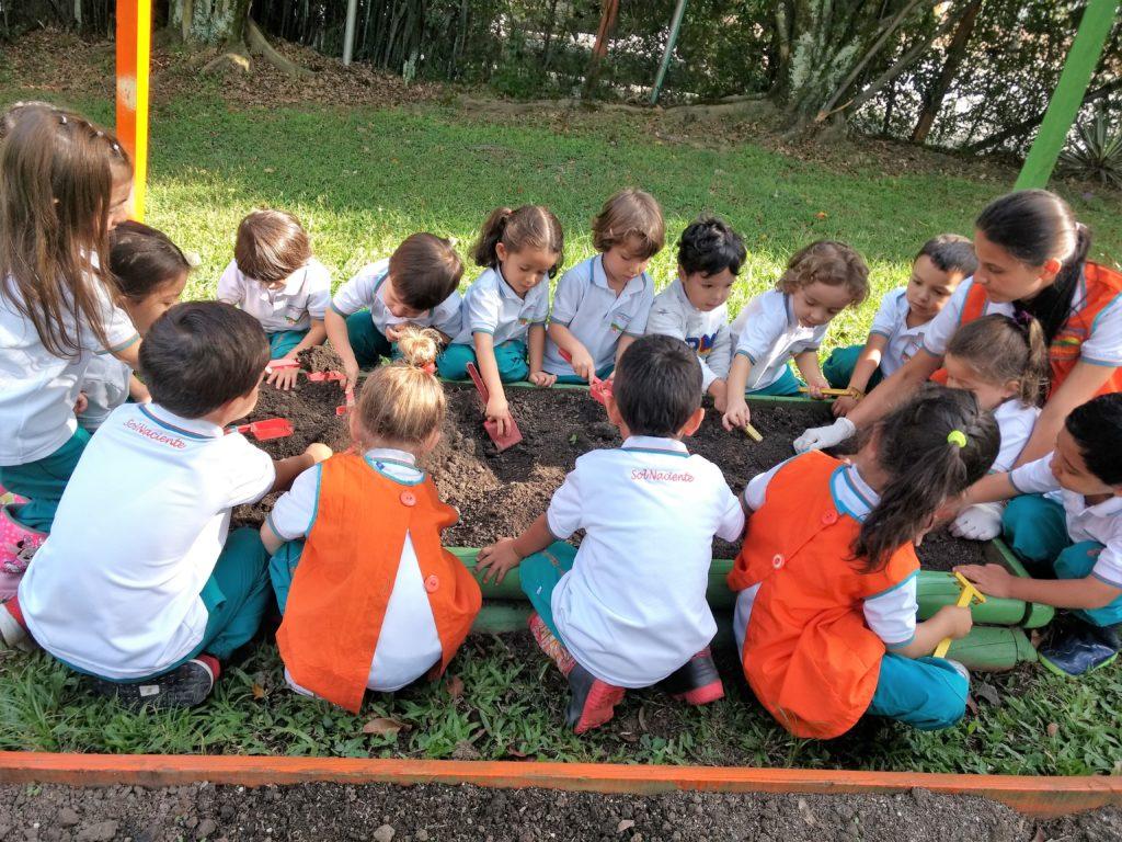 Sol Naciente jardín infantil